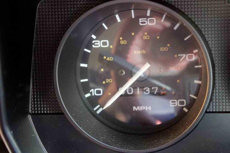 Mini 30 – just 137 miles on the clock