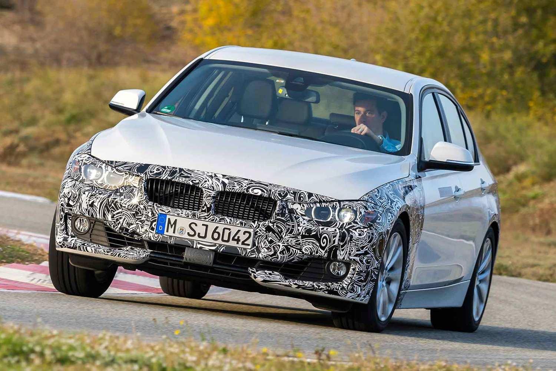 BMW 3 Series plug-in hybrid (2015)