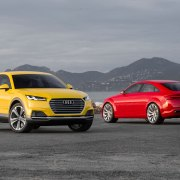 Which of these TT concept cars should Audi build?