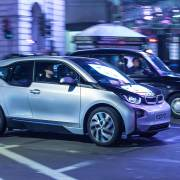 BMW i3 in Central London