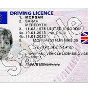 Driving-licences-to-display-Union-Flag