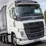 Government raises £46.5m from foreign lorries on UK roads