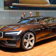Volvo motor show concept