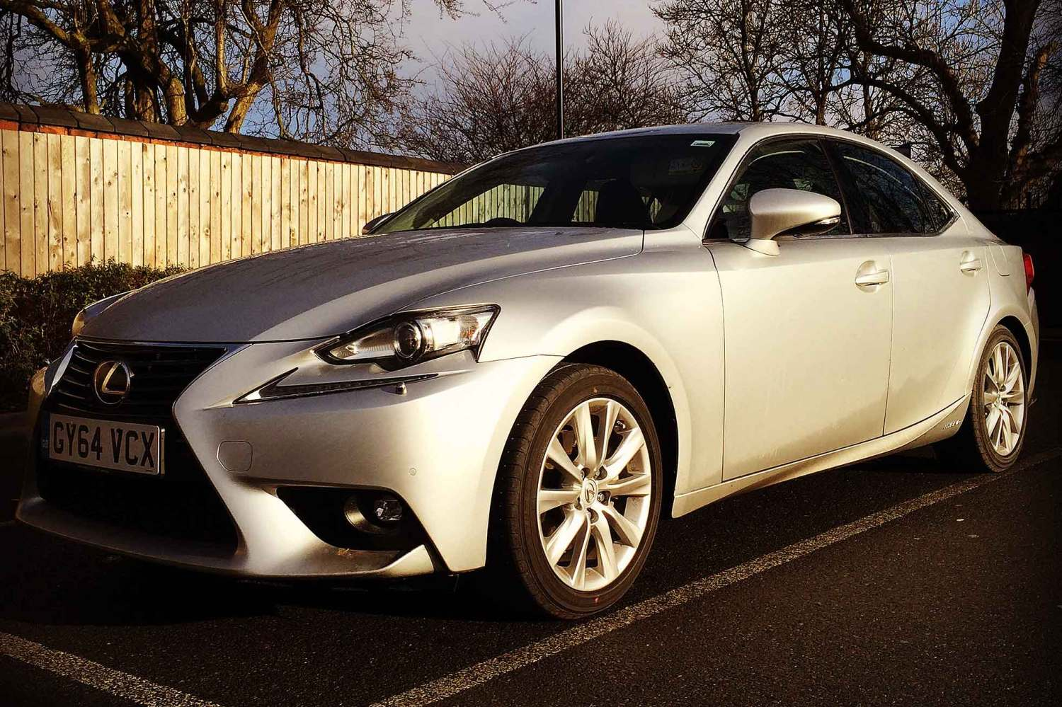 Lexus IS 300h long-term review month 2