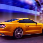 Ford Mustang to cost from £28,995