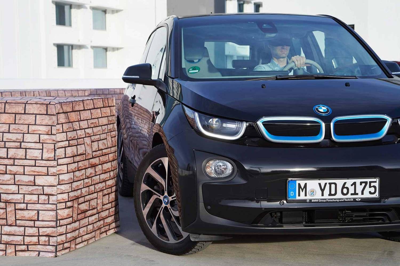 BMW 360 Degree Collision Avoidance