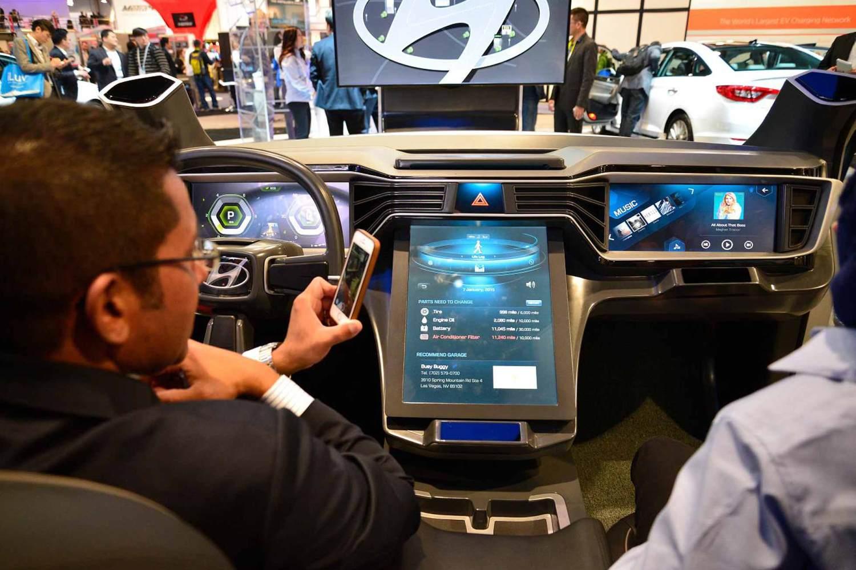 Consumer Electronics Show 2015