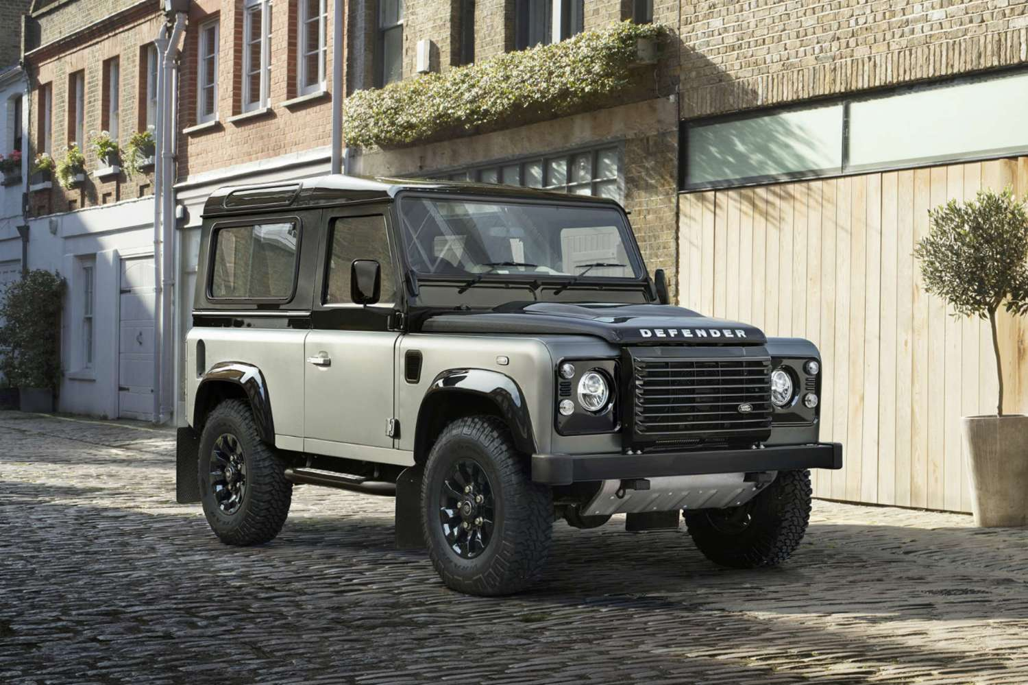 Meet Land Rover's £61,845 Defender run-out special edition