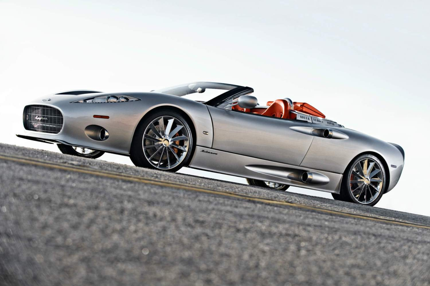 Spyker: back from the dead