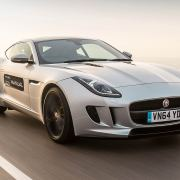 Jaguar F-Type manual 2015