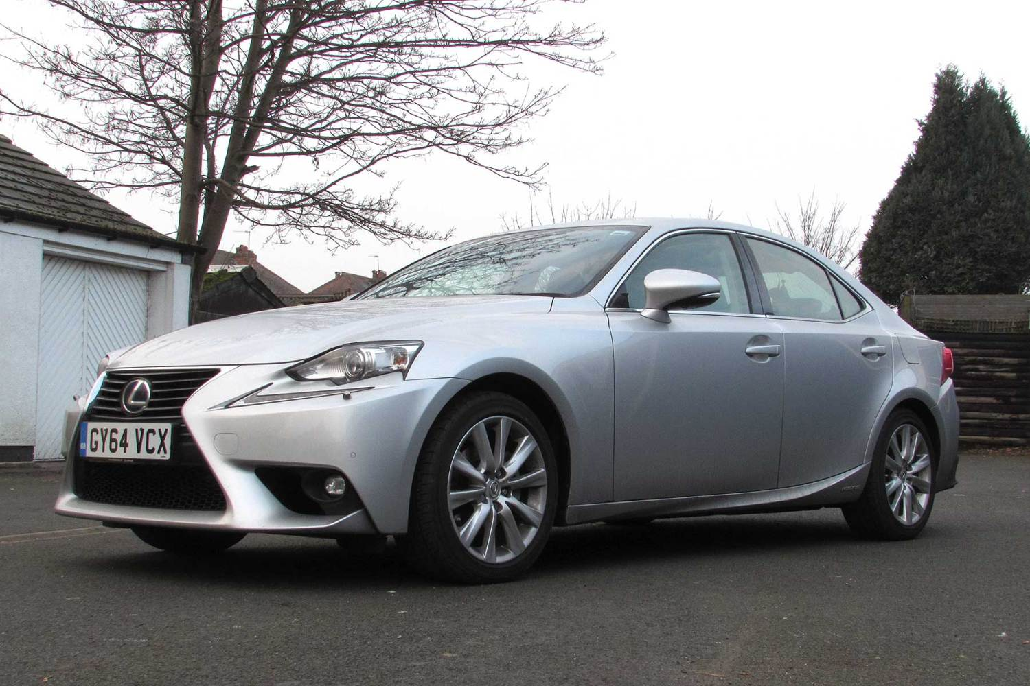 Lexus IS 300h long-term review month 3