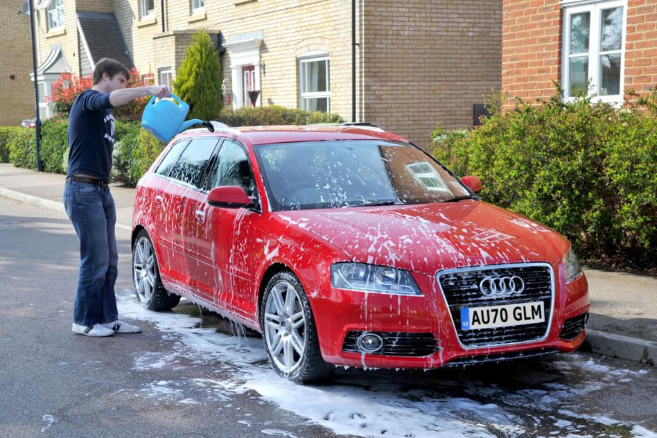 How to spring clean your car