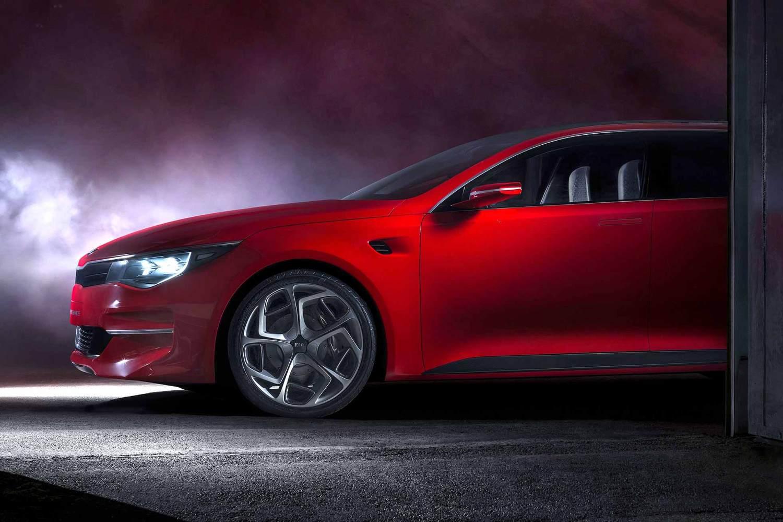 Kia Geneva 2015 concept car