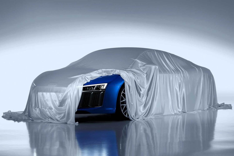 New 2015 Audi R8