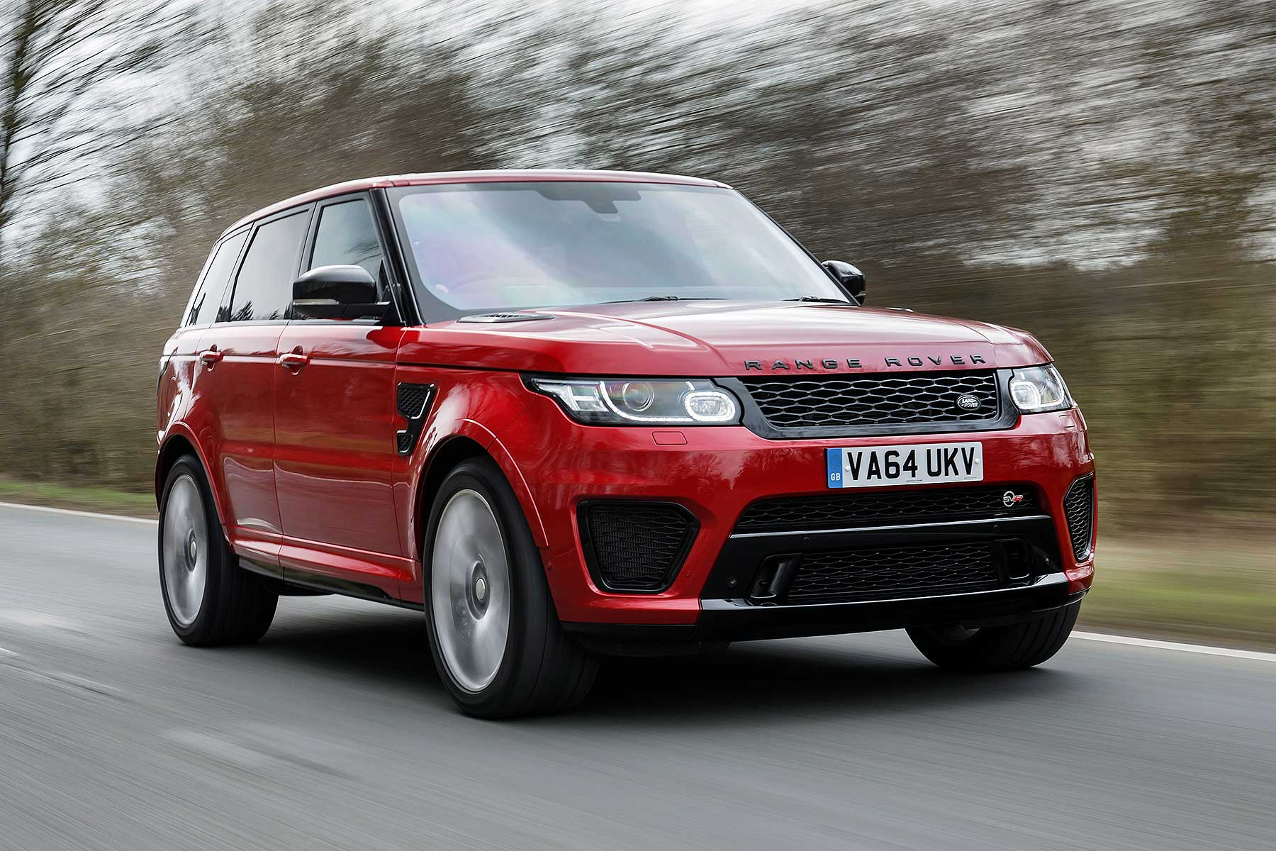Range Rover Sport SVR review 2015 first drive