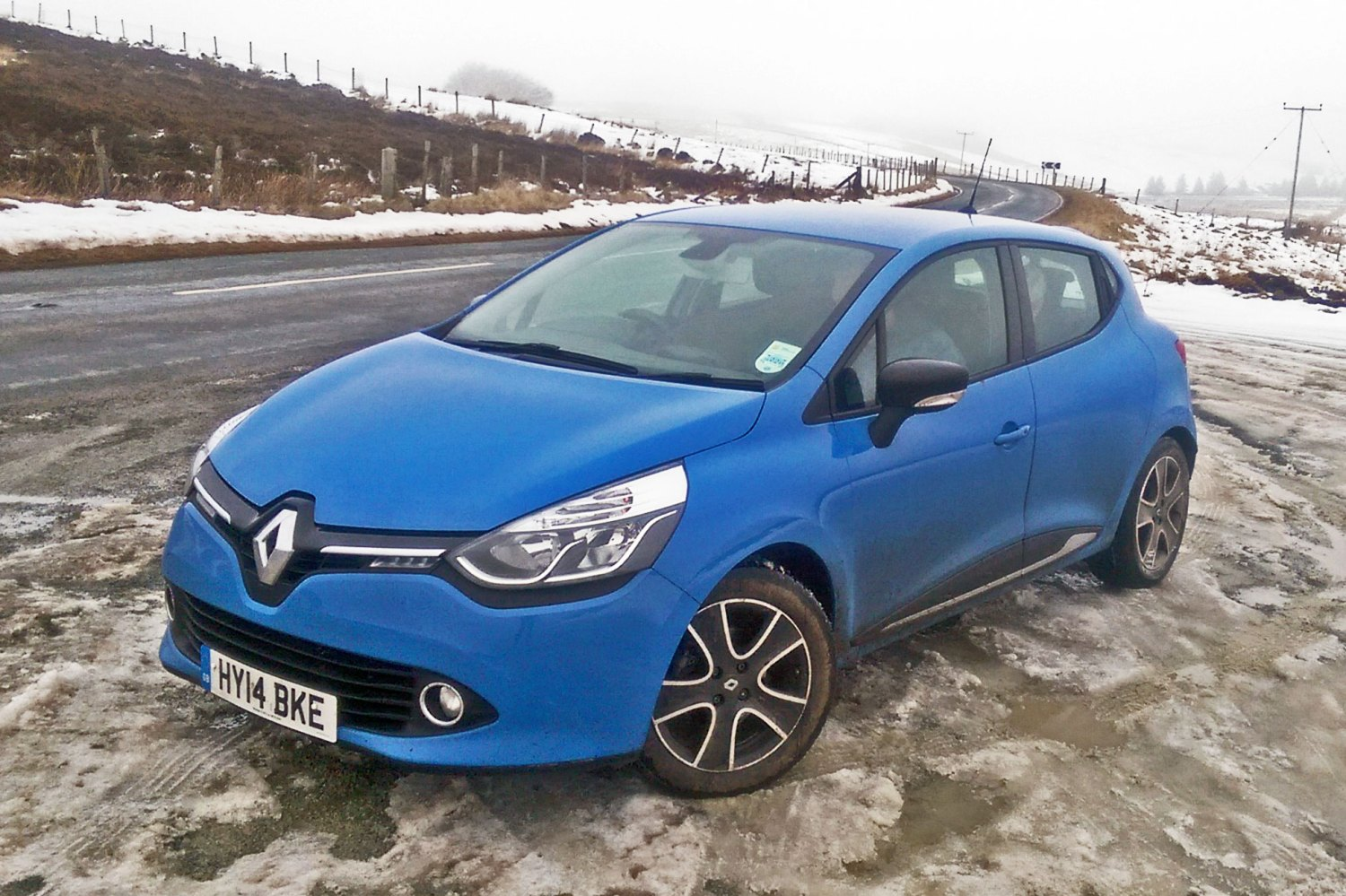 Renault Clio 1.5 dCi 86 eco2 (2014) long-term review
