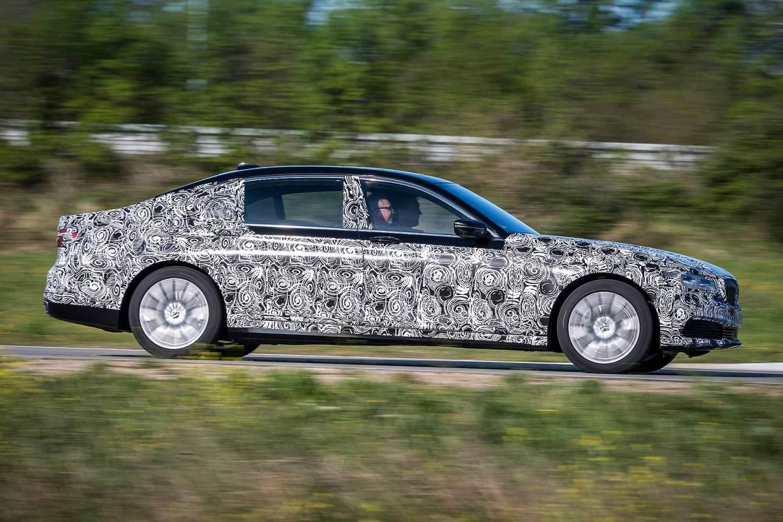 BMW 7 Series prototype review 2015