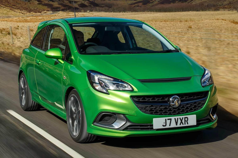 Vauxhall Corsa VXR 2015 review