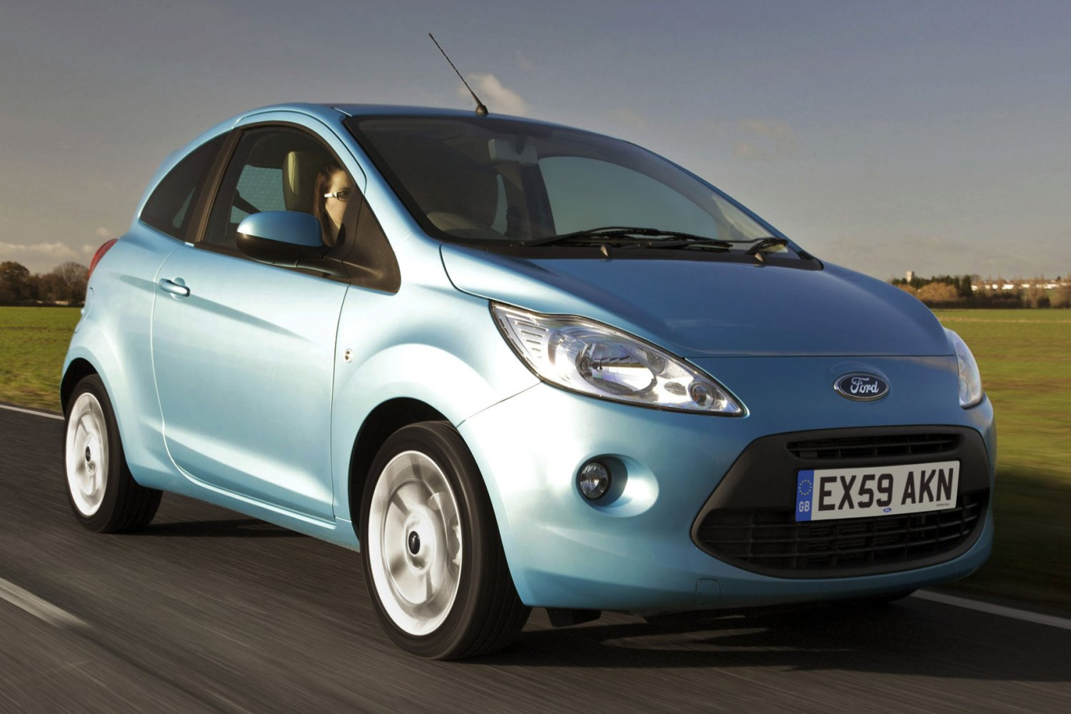 The 20 best first cars: Ford Ka