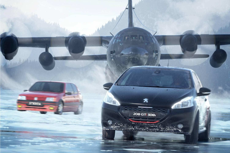 Peugeot 208 GTi 30th anniversary advert investigated