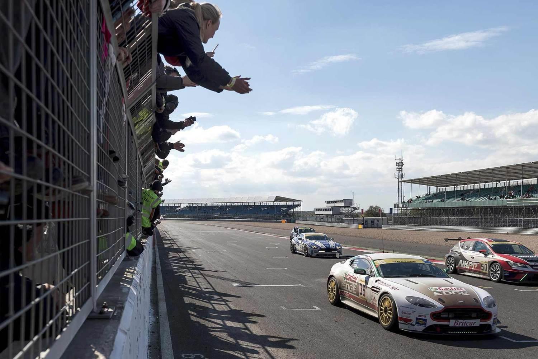 Aston Martin Britcar 2015