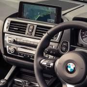 BMW sat nav