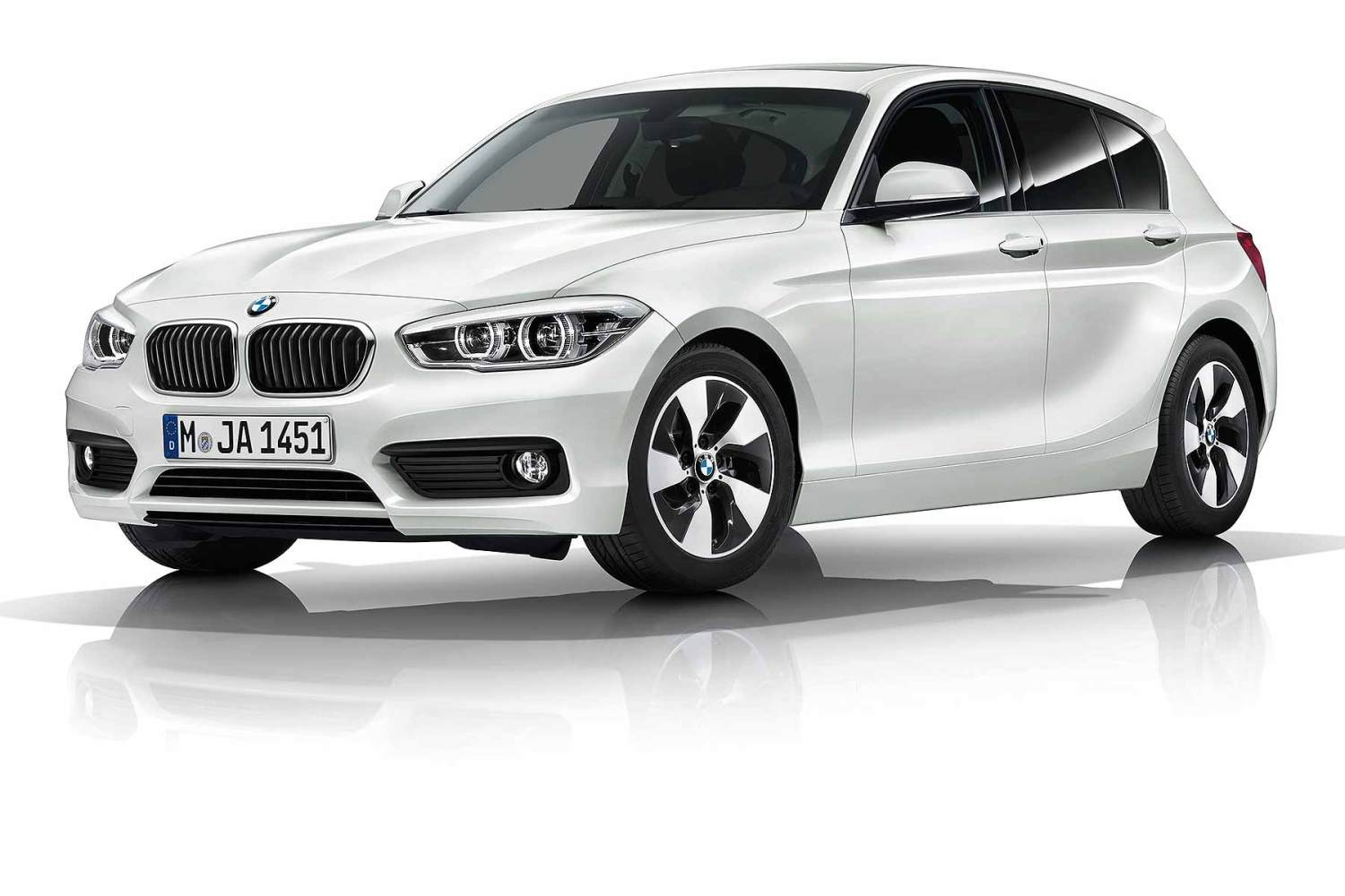 BMW 116d EfficientDynamics Plus 2015