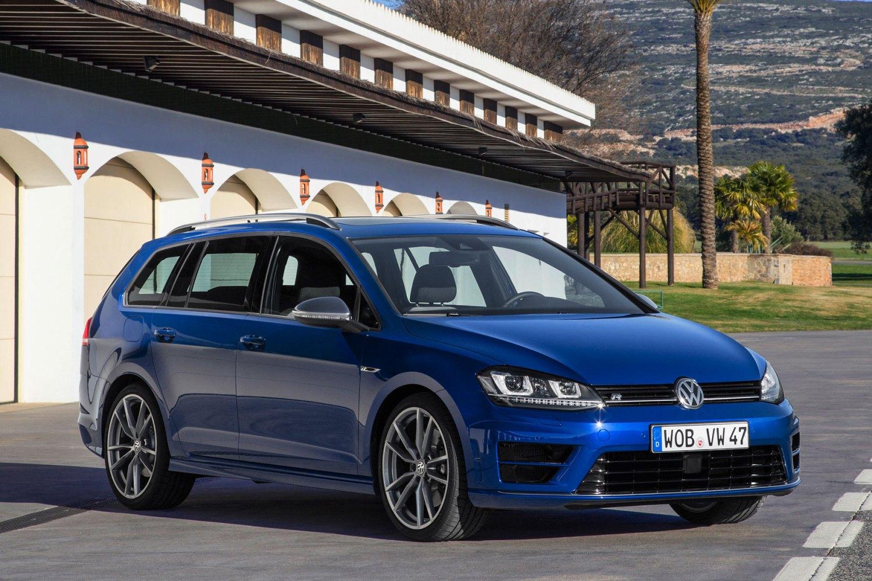 Verdict: Volkswagen Golf R estate (2015)