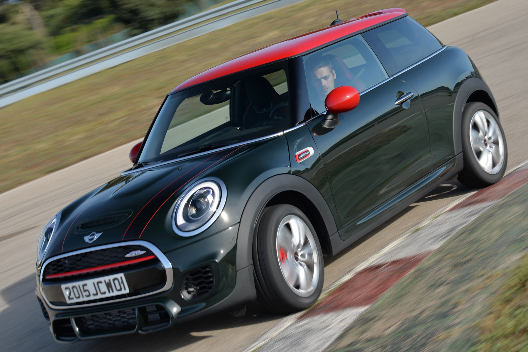 Mini John Cooper Works 2015 First Drive Motoring Research