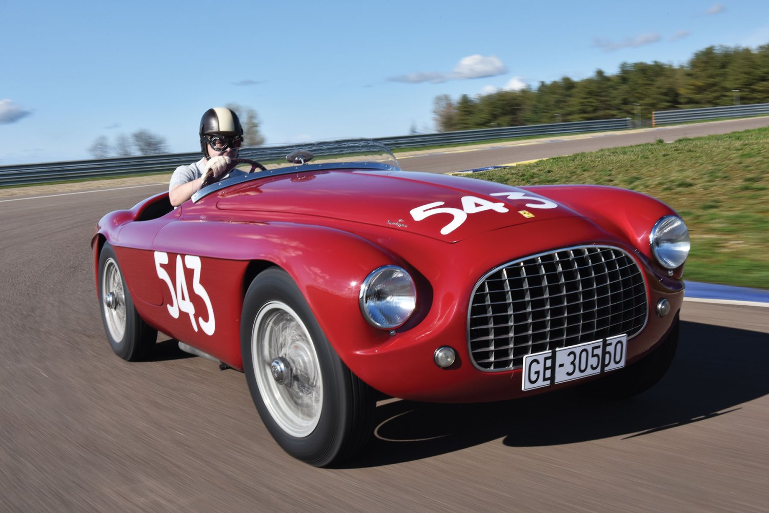 Ferrari 212 Export Barchetta: €6,720,000
