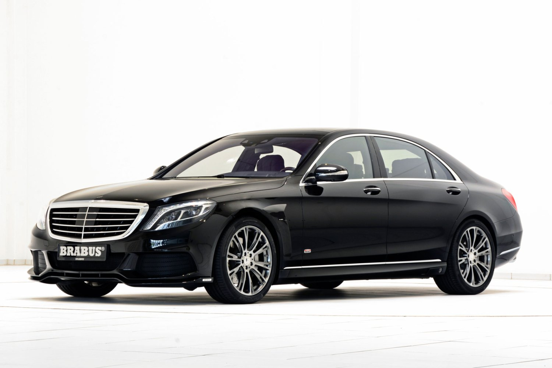Brabus reveals 500hp Mercedes S-Class Plug-in Hybrid