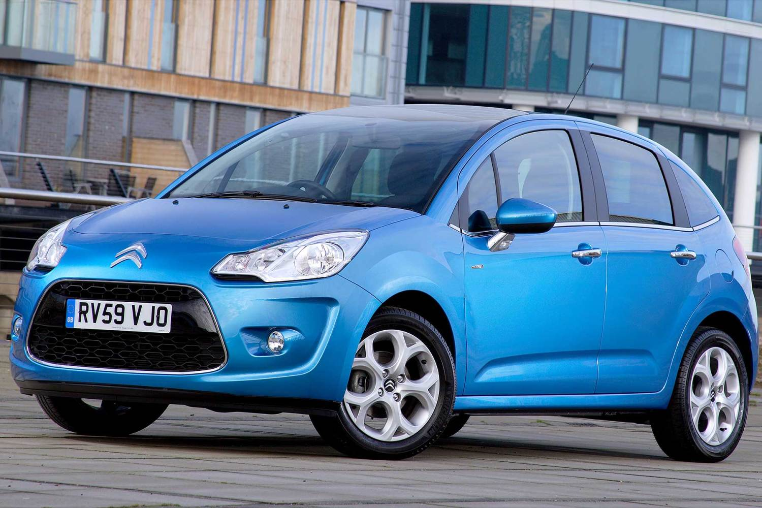 The cheapest cars to insure for 17-18 year olds: Citroen C3