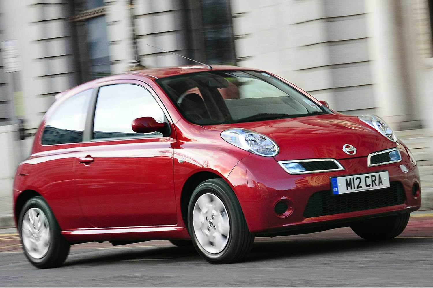 The cheapest cars to insure for 17-18 year olds: Nissan Micra