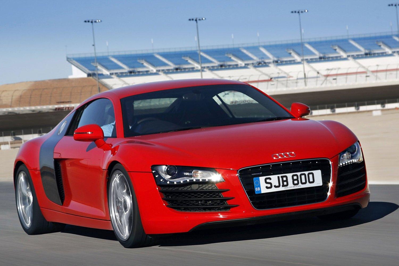 2007: Audi R8