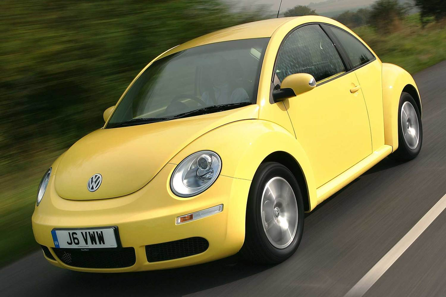 The cheapest cars to insure for 17-18 year olds: Volkswagen Beetle