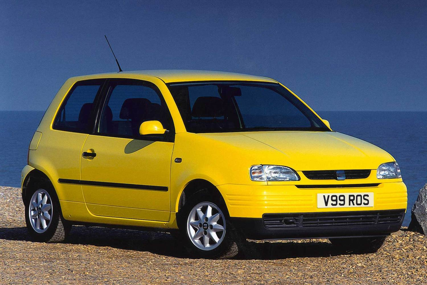 The cheapest cars to insure for 17-18 year olds: SEAT Arosa