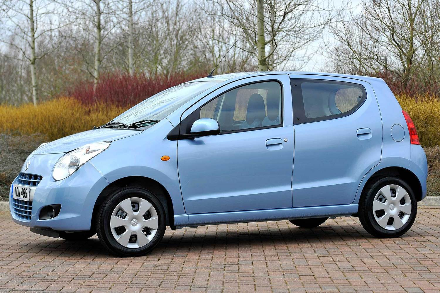 The cheapest cars to insure for 17-18 year olds: Suzuki Alto