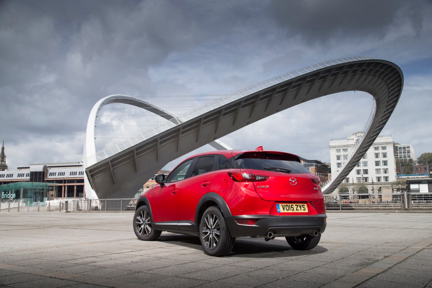 Mazda CX-3: Running Costs