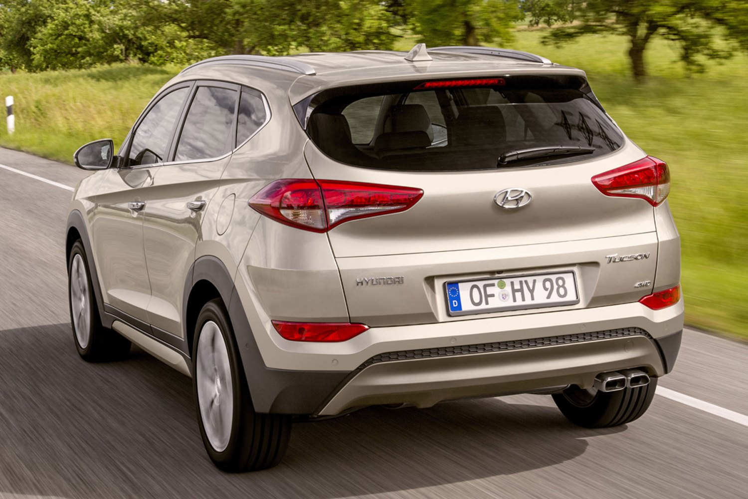Hyundai Tucson: Running costs