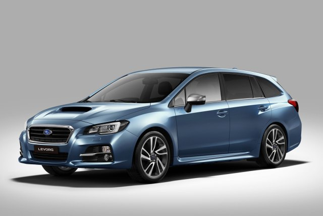Subaru Levorg confirmed as UK Legacy replacement