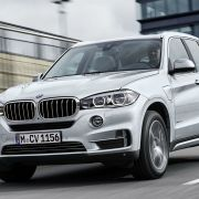 BMW X5 xDrive40e: overview