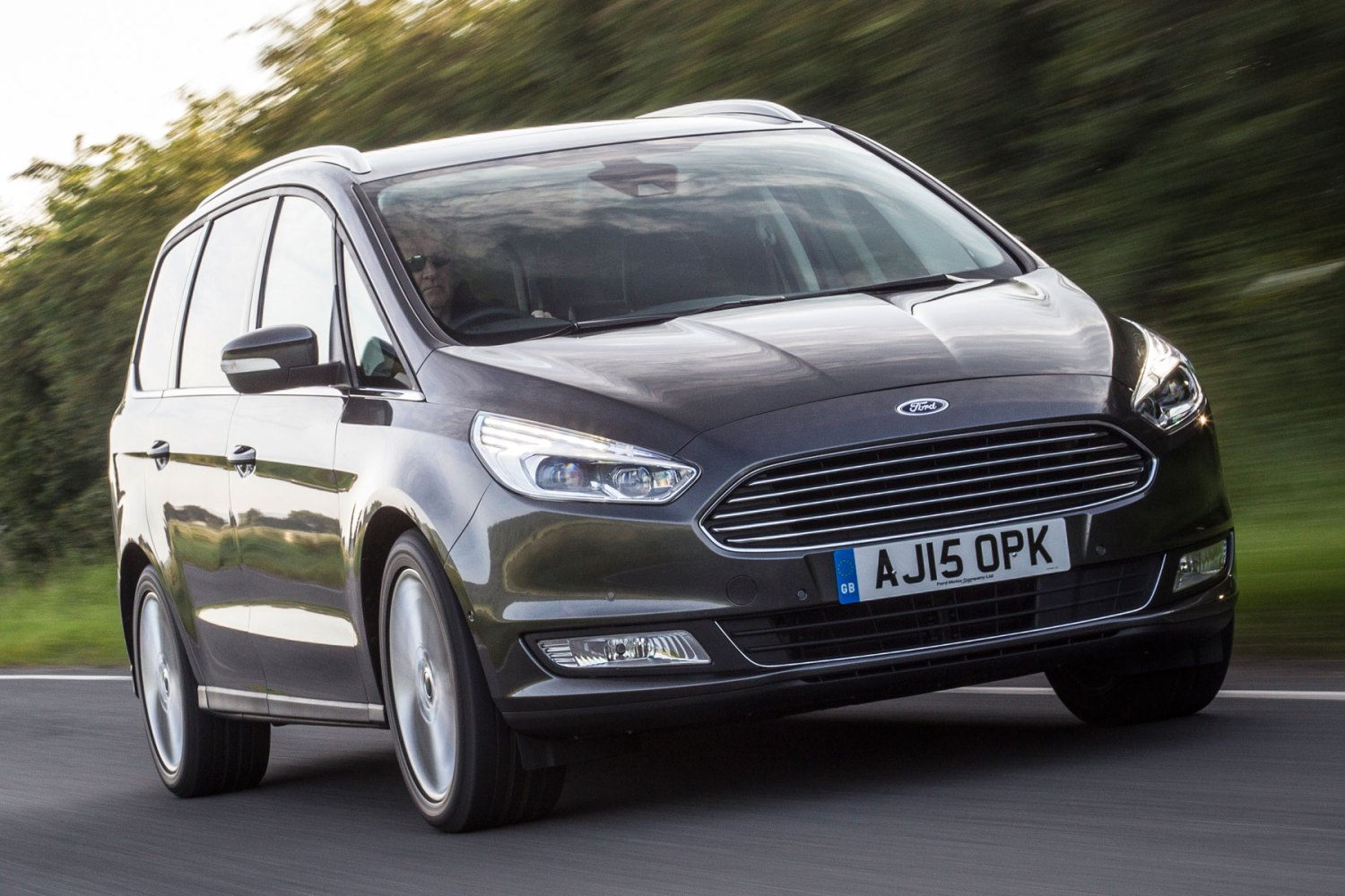 Ford Galaxy review: 2015 first drive