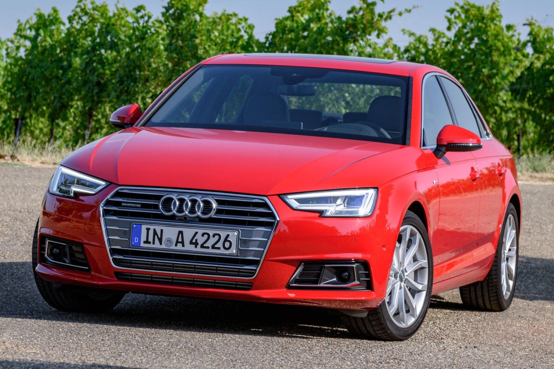 2016 Audi A4: verdict