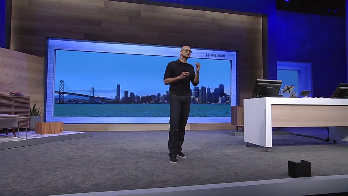 Still to come from... Microsoft