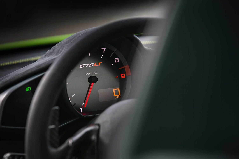 McLaren 675LT 2015 review