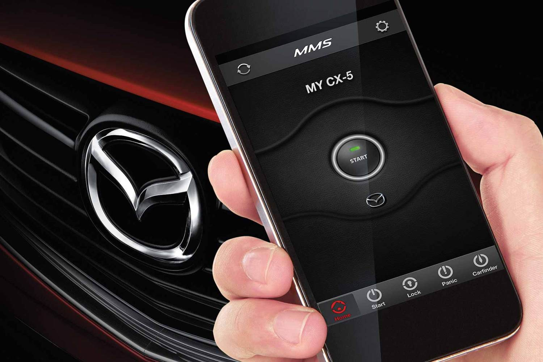 Mazda app