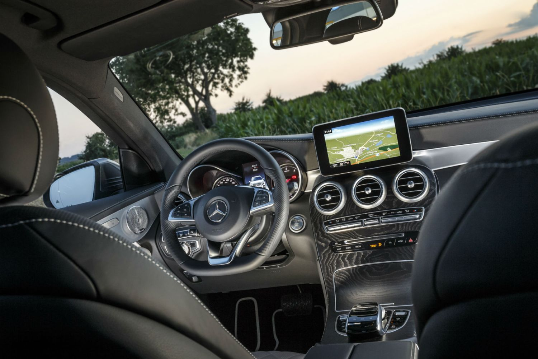 Mercedes GLC 3
