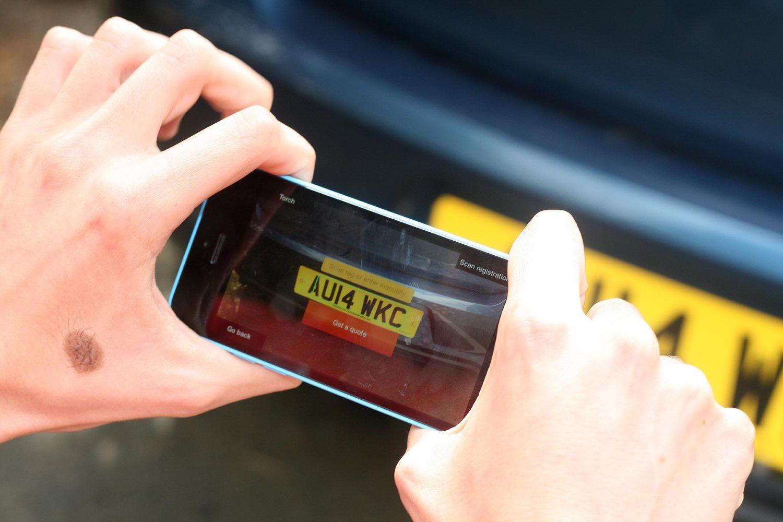 Marmalade car insurance app
