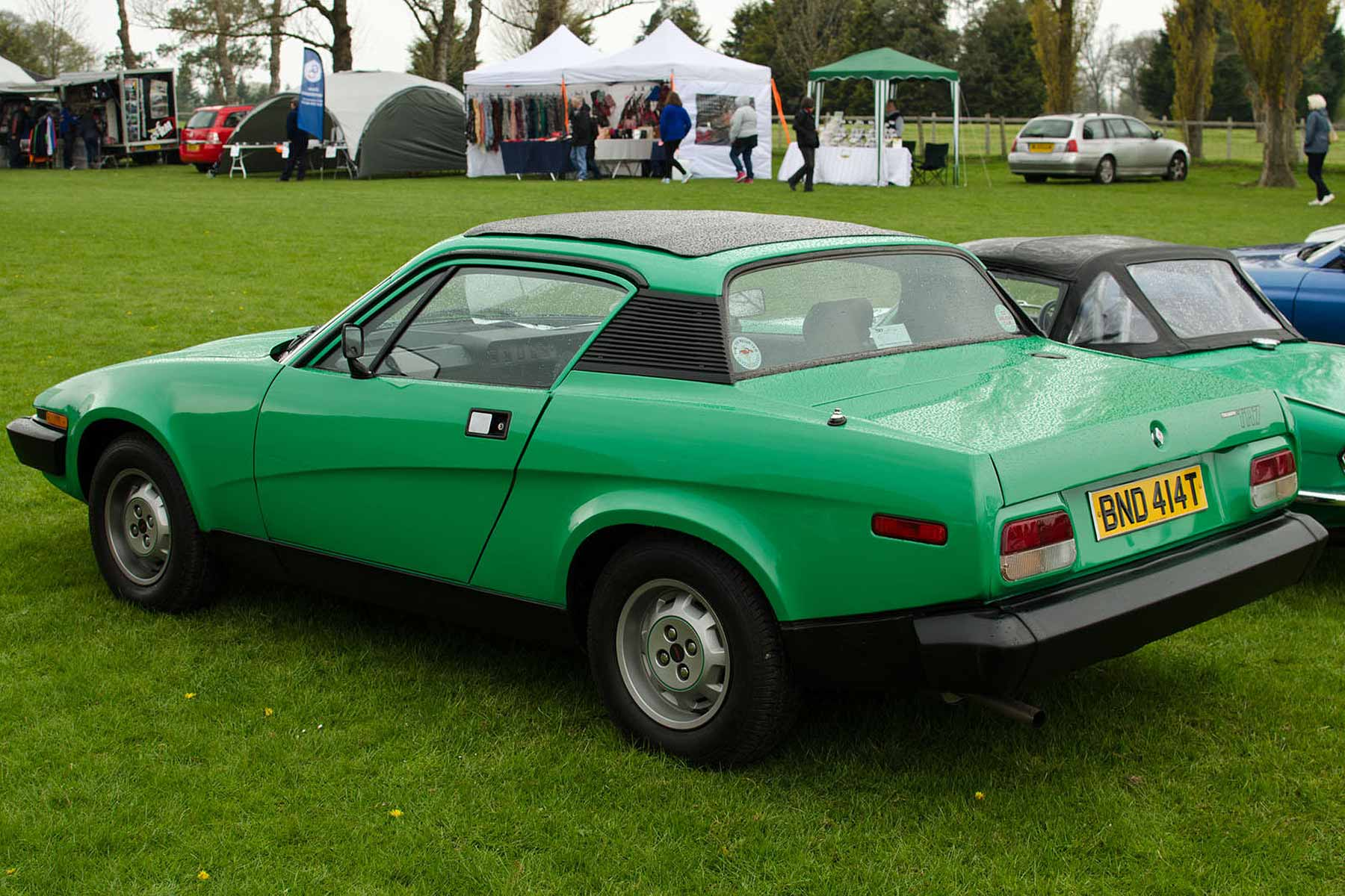 40 years of the Triumph TR7: the story of Britain's