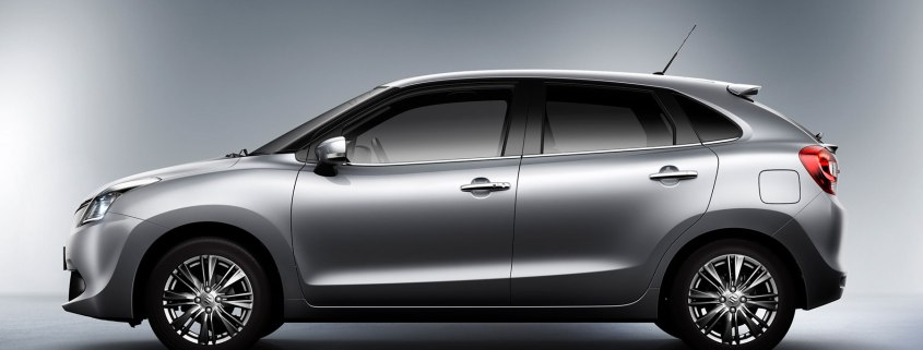 Suzuki reveals Baleno hatchback ahead of Frankfurt 2015